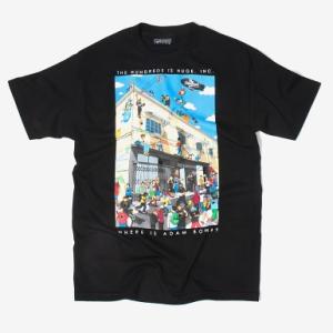 The Hundreds t-shirt - Wheres Adam