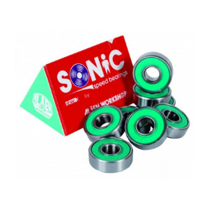 Alien Workshop Sonic Abec 3 Bearings