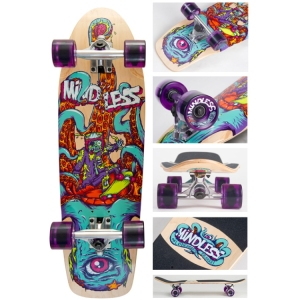 Mindless Calamari Shortboard Cruiser