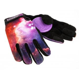 Landyachtz Slide Gloves with Slide Pucks - Space