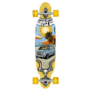 Shaun White Supply Co. Baja Bomber Longboard