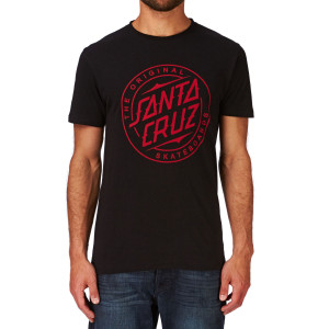 Santa Cruz Bru Dot T-Shirt