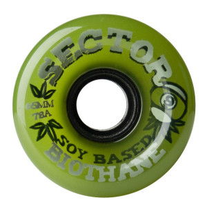 Sector 9 Biothane Longboard Wheels