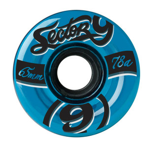 Sector 9 Nineballs Longboard Wheels - Blue
