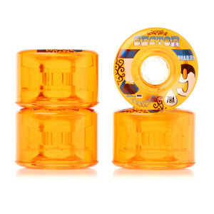 Sector 9 Nineballs Longboard Wheels Yellow