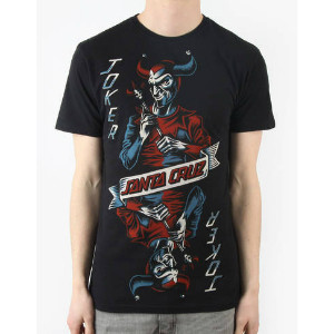 Santa Cruz Joker T-Shirt