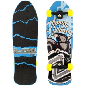 Z-Flex 80's Animal Series Plumer 'The Rat' Complete Skateboard