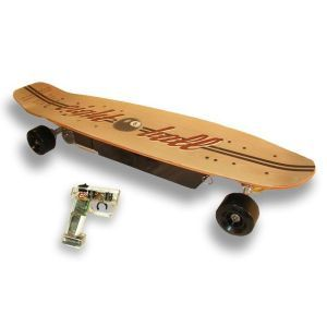 8Ball Cruiser II Electric Skateboard