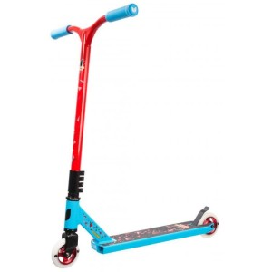 Blazer Pro Cyclone Complete Scooter  Blue Red