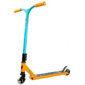 Blazer Pro Cyclone Complete Scooter Orange Blue