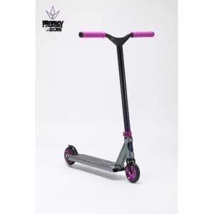 Blunt Prodigy S3 Complete Scooter Grey Purple