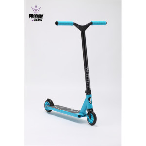 lunt Prodigy S3 Complete Scooter Teal Black
