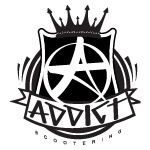 Addict Scooters Logo