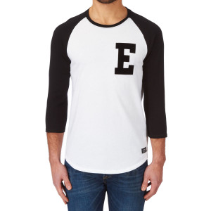 Element Baseball Initial 3-4 Long Sleeve T-Shirt