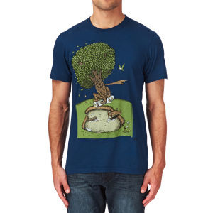 Element Indigo t-shirt