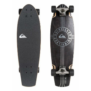 Quiksilver Black Beauty Skateboard