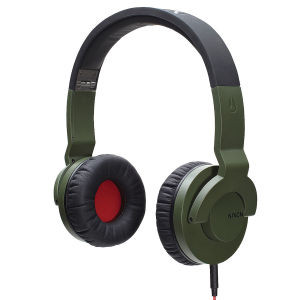 Nixon Stylus Headphones Green