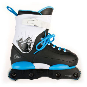 Razors Genesys Adjustable Aggressive Skates