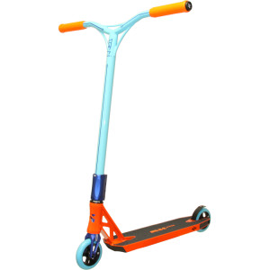 Sacrifice Complete Custom Scooter - Orange & Blue