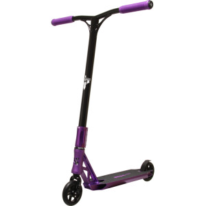 Sacrifice Complete Custom Scooter - Purple & Black