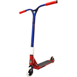 UrbanArtt Complete Custom Scooter - Red & Blue