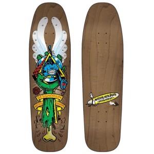 Designarium Natas 1991 Skateboard Deck