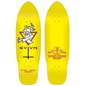 Designarium Natas Pig Skateboard Deck