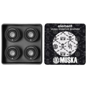 Element Abec 7 Signature Bearings - Muska