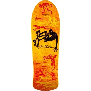 Powell Peralta Bones Brigade Reissue Skateboard Deck Mountain