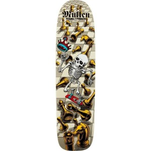 Powell Peralta Bones Brigade Reissue Skateboard Deck Mullen