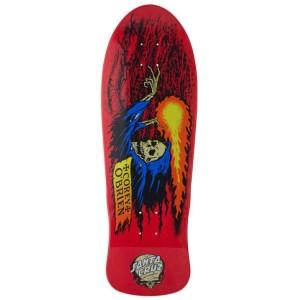 Santa Cruz Reaper Skateboard Deck
