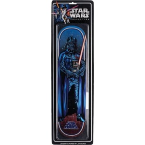 Santa Cruz x Star Wars Collectible Deck - Darth Vader