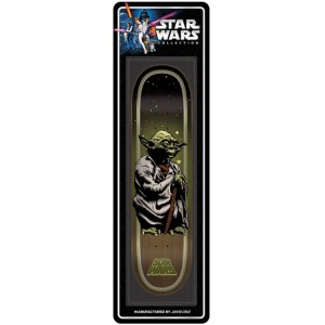 Santa Cruz x Star Wars Collectible Deck - Yoda