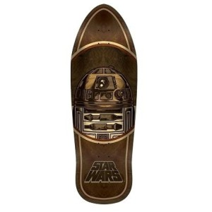 Santa Cruz x Star Wars Skateboard Deck