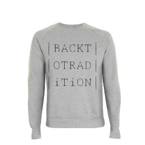 Bhubesi Back To Tradition - Mens Organic Sweatshirt